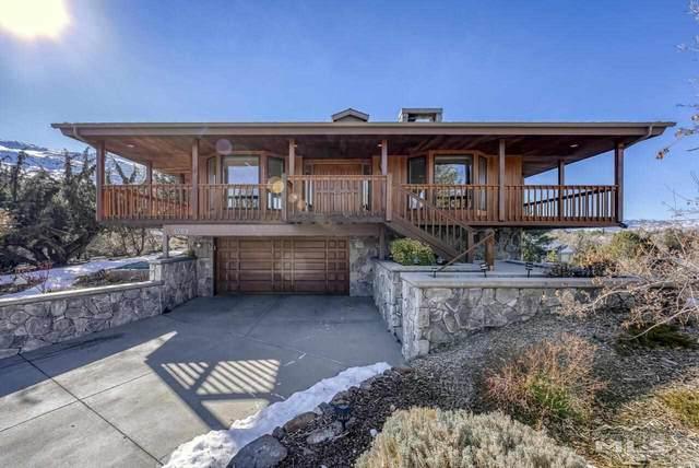 4269 Grubstake Circle, Reno, NV 89519 (MLS #210006367) :: Vaulet Group Real Estate