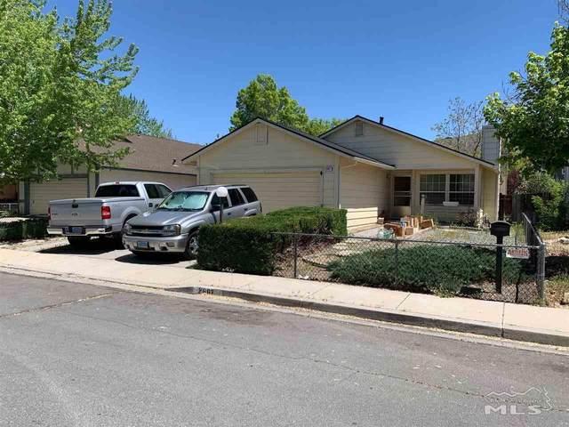 2667 Fieldcrest Drive, Carson City, NV 89701 (MLS #210006372) :: Vaulet Group Real Estate