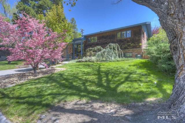 810 Whitaker Dr, Reno, NV 89503 (MLS #210006374) :: Vaulet Group Real Estate
