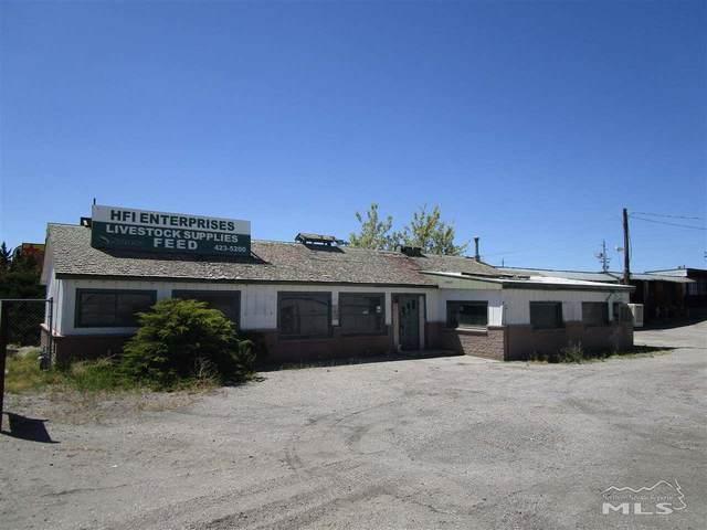 1080 W Williams Ave, Fallon, NV 89406 (MLS #210006381) :: Theresa Nelson Real Estate