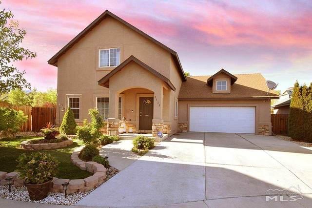 2735 Gulling Ct., Reno, NV 89503 (MLS #210006382) :: Krch Realty