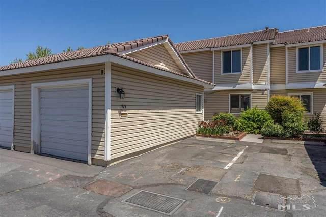 1124 Bradley Square, Sparks, NV 89434 (MLS #210006384) :: Vaulet Group Real Estate