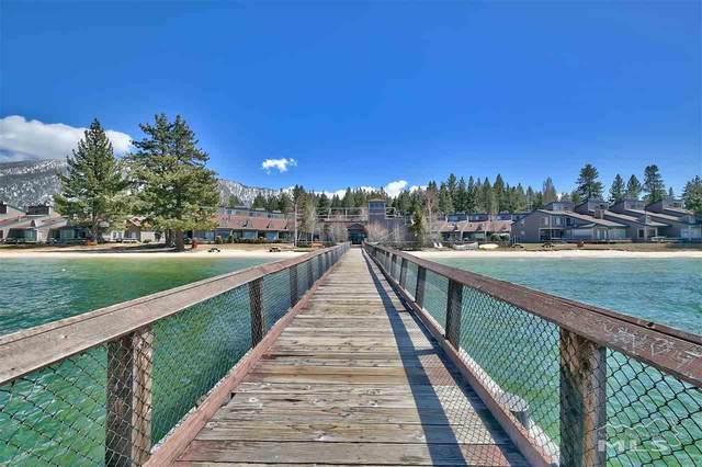3535 Lake Tahoe Blvd #637, South Lake Tahoe, CA 96150 (MLS #210006386) :: The Mike Wood Team