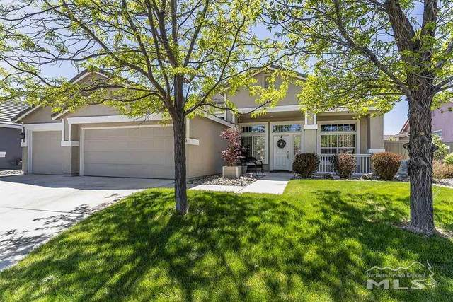 1762 Big Boulder Ct, Reno, NV 89521 (MLS #210006389) :: Vaulet Group Real Estate