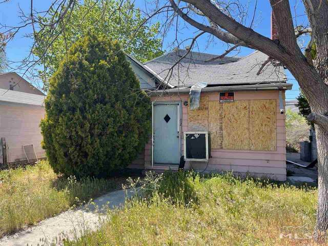 402 Railroad St, Winnemucca, NV 89445 (MLS #210006391) :: NVGemme Real Estate