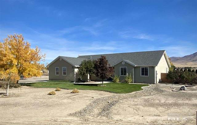 8025 Verde Court, Winnemucca, NV 89445 (MLS #210006398) :: Vaulet Group Real Estate