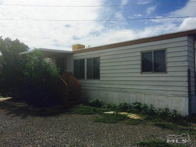 3801 Citrus, Silver Springs, NV 89429 (MLS #210006399) :: Vaulet Group Real Estate
