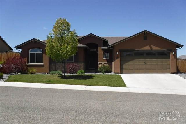 3352 Hackamore Way, Winnemucca, NV 89445 (MLS #210006405) :: NVGemme Real Estate