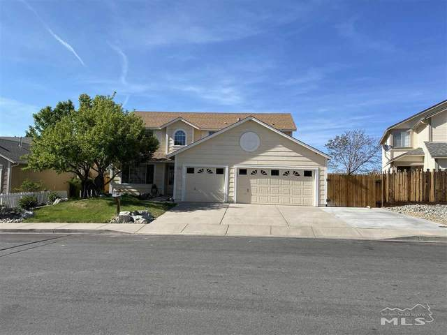 7605 Soft Winds, Reno, NV 89506 (MLS #210006406) :: The Mike Wood Team