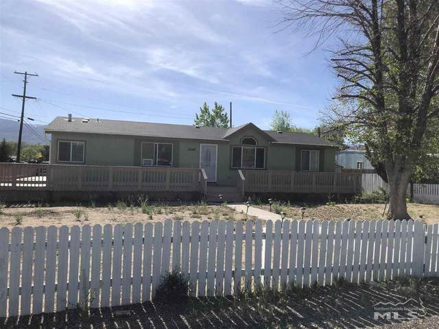 2540 Bel Aire, Carson City, NV 89706 (MLS #210006410) :: Vaulet Group Real Estate
