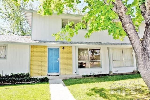 1150 Brooktree #3, Sparks, NV 89434 (MLS #210006412) :: Vaulet Group Real Estate