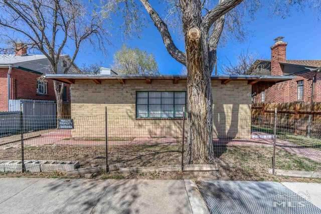 341-345 E Taylor, Reno, NV 89502 (MLS #210006413) :: Vaulet Group Real Estate