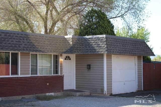 1689 Gault Way, Sparks, NV 89431 (MLS #210006416) :: Vaulet Group Real Estate