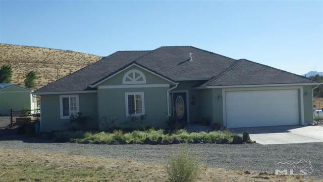 4790 Brayton Road, Winnemucca, NV 89445 (MLS #210006428) :: Vaulet Group Real Estate
