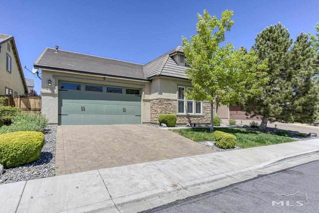 2160 Peaceful Valley, Reno, NV 89521 (MLS #210006436) :: Craig Team Realty