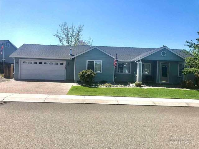 1369 Winwood Way, Gardnerville, NV 89410 (MLS #210006437) :: Chase International Real Estate