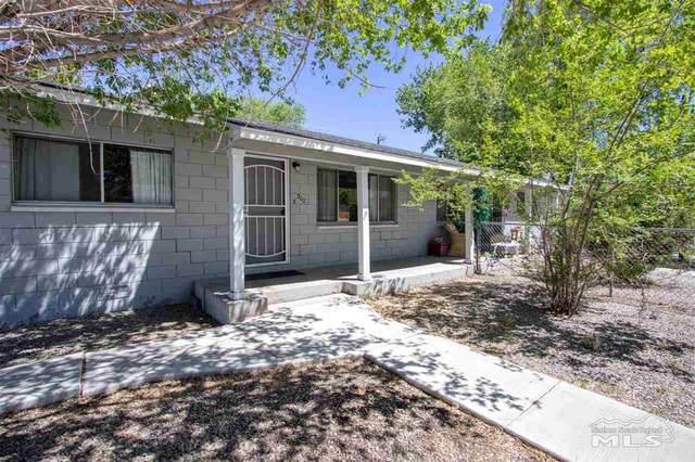 302/304 Charlotte Ave, Yerington, NV 89447 (MLS #210006439) :: Vaulet Group Real Estate
