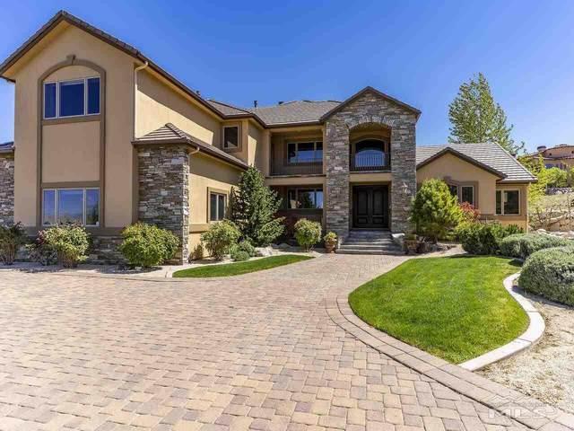 391 Questa Court, Reno, NV 89511 (MLS #210006440) :: Vaulet Group Real Estate
