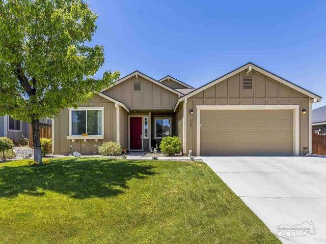 1920 Canal Drive, Fernley, NV 89408 (MLS #210006445) :: Vaulet Group Real Estate