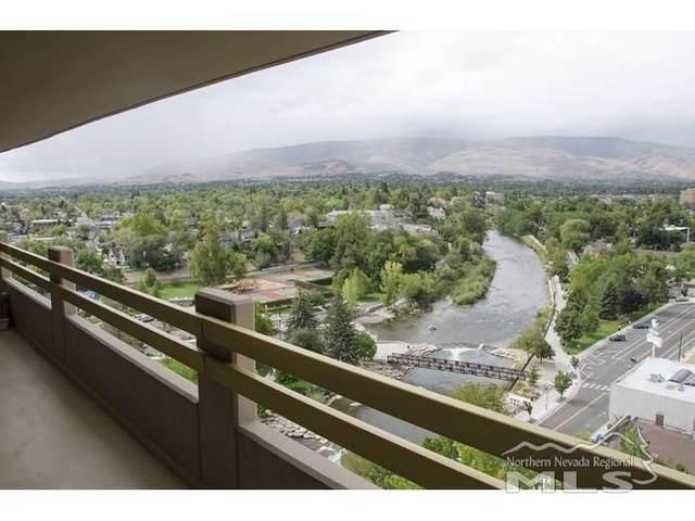 100 N. Arlington, Unit 14 H 14 H, Reno, NV 89501 (MLS #210006453) :: Vaulet Group Real Estate