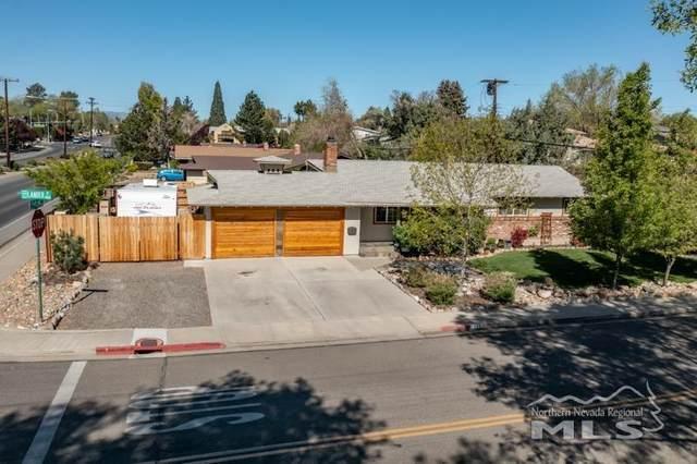 1895 Lander Street, Reno, NV 89509 (MLS #210006460) :: Theresa Nelson Real Estate