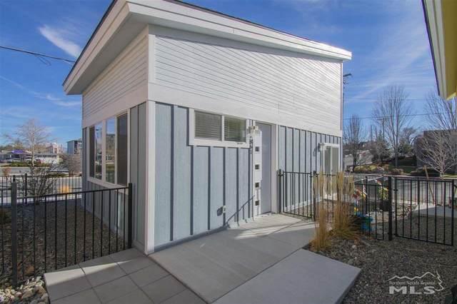 861 Ryland Street, Reno, NV 89502 (MLS #210006467) :: Krch Realty
