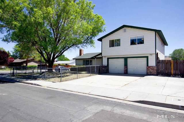 2940 Santa Ana, Reno, NV 89502 (MLS #210006468) :: Krch Realty