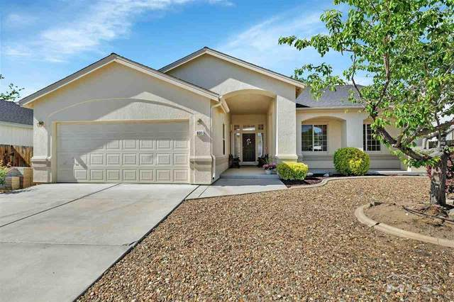 631 Westwinds Drive, Dayton, NV 89403 (MLS #210006469) :: Theresa Nelson Real Estate