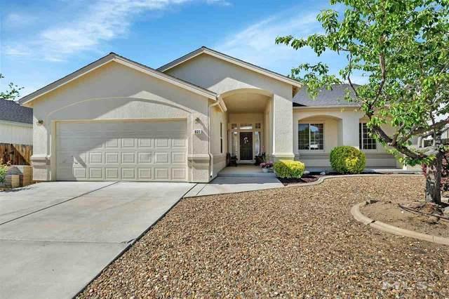 631 Westwinds Drive, Dayton, NV 89403 (MLS #210006469) :: NVGemme Real Estate