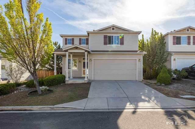 5840 September Circle, Reno, NV 89523 (MLS #210006479) :: Theresa Nelson Real Estate