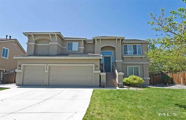 5965 Ingleston Drive, Sparks, NV 89436 (MLS #210006486) :: Vaulet Group Real Estate