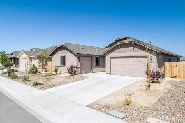 1537 Snaffle Bit Drive, Gardnerville, NV 89410 (MLS #210006490) :: Chase International Real Estate