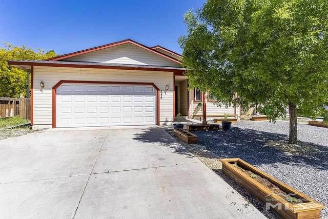 655 Silver Lace Blvd, Fernley, NV 89408 (MLS #210006497) :: Vaulet Group Real Estate