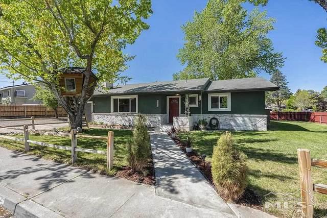 101 Byington Drive, Reno, NV 89509 (MLS #210006504) :: Vaulet Group Real Estate