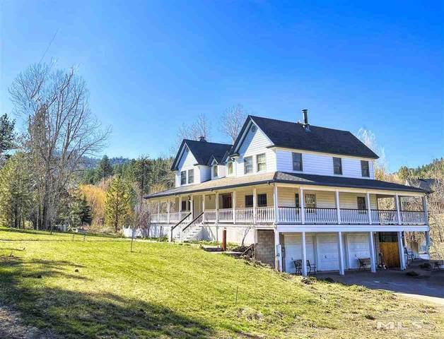 145 Laramie St., Markleeville, Ca, CA 96120 (MLS #210006506) :: NVGemme Real Estate
