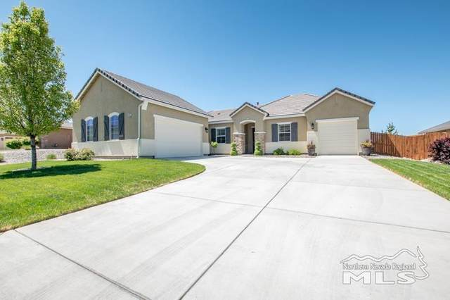 4695 Tobago Drive, Sparks, NV 89436 (MLS #210006509) :: Theresa Nelson Real Estate