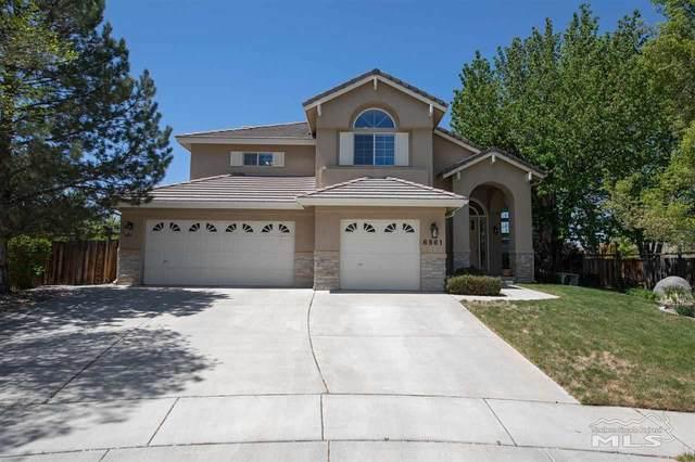 6861 Woodburn Court, Sparks, NV 89436 (MLS #210006511) :: Vaulet Group Real Estate
