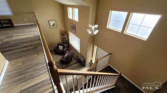 1759 Walnut Drive, Fernley, NV 89408 (MLS #210006523) :: Vaulet Group Real Estate