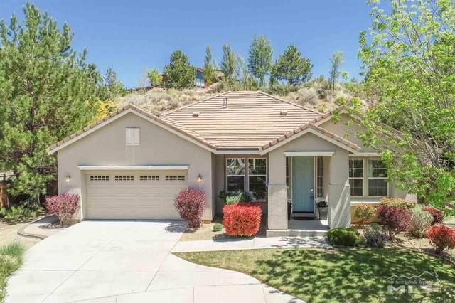 8101 Silver Strike Ct, Reno, NV 89523 (MLS #210006524) :: Theresa Nelson Real Estate