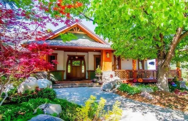 2785 W Lakeridge Shores, Reno, NV 89519 (MLS #210006525) :: Theresa Nelson Real Estate
