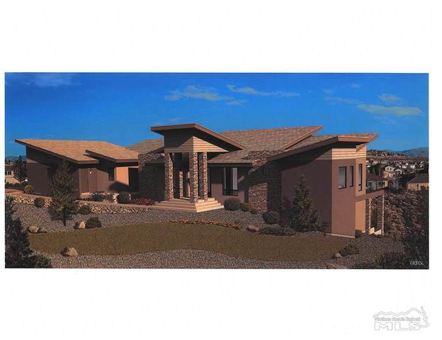 2460 Mountain Spirit Trail, Reno, NV 89523 (MLS #210006527) :: Theresa Nelson Real Estate