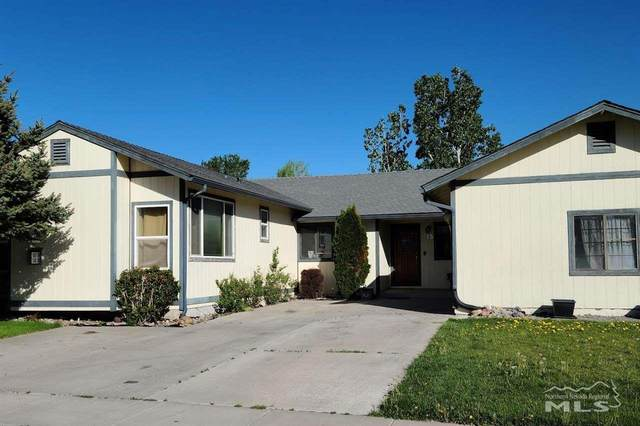 655 Long Valley Road, Gardnerville, NV 89460 (MLS #210006538) :: NVGemme Real Estate