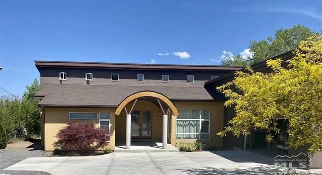 1680 S Arlington, Reno, NV 89509 (MLS #210006554) :: Vaulet Group Real Estate