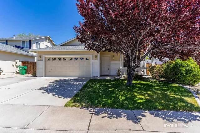 1260 Crosswater, Reno, NV 89523 (MLS #210006555) :: Theresa Nelson Real Estate