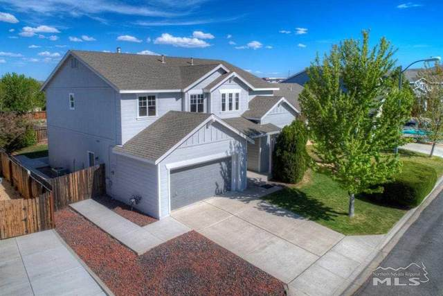 9050 Rising Sun Dr, Reno, NV 89506 (MLS #210006557) :: NVGemme Real Estate