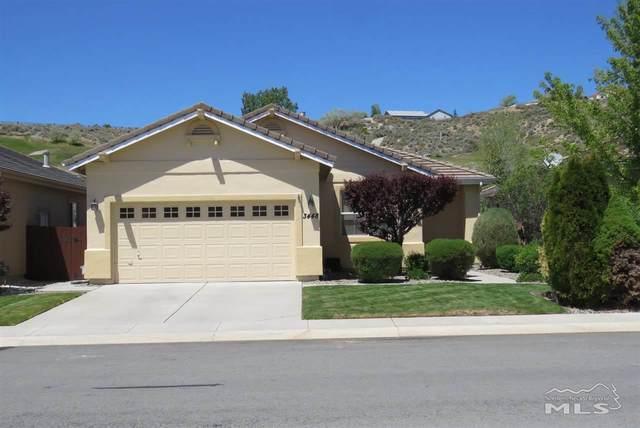 3448 Long Dr., Minden, NV 89423 (MLS #210006561) :: NVGemme Real Estate