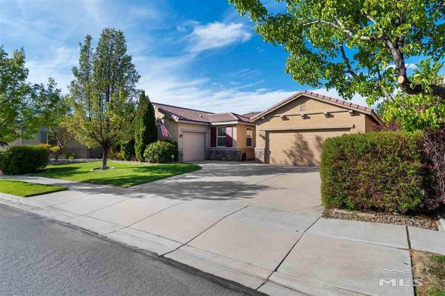 3684 Virgo Ct., Sparks, NV 89436 (MLS #210006562) :: Theresa Nelson Real Estate