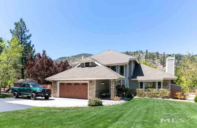 4 Wild Sage Circle, Carson City, NV 89703 (MLS #210006563) :: Theresa Nelson Real Estate