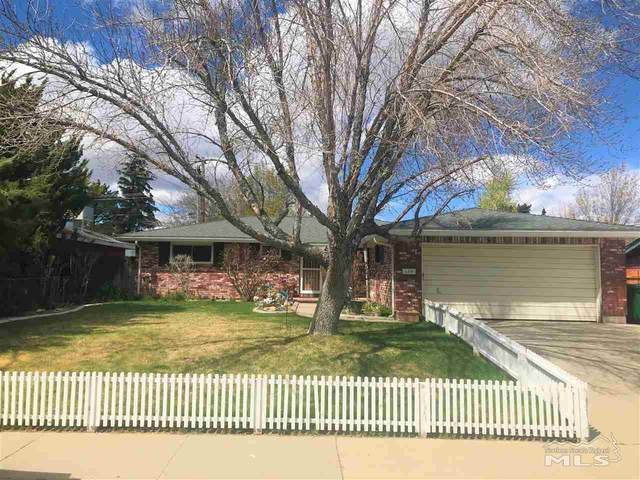 600 Adaline St., Carson City, NV 89703 (MLS #210006565) :: Theresa Nelson Real Estate