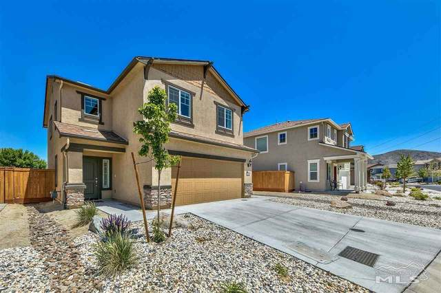 1164 Canvasback, Carson City, NV 89701 (MLS #210006567) :: NVGemme Real Estate